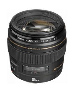 Prime Lens Canon EF 85mm, f/1.8 USM
