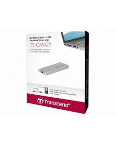 "SSD Enclosure Kit ""TS-CM42S"" USB3.1"