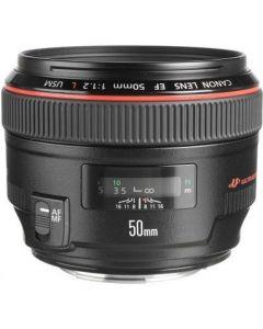 Prime Lens Canon EF 50mm f/1.2L USM
