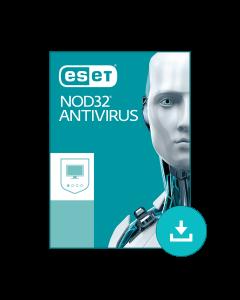 ESET NOD32 Antivirus 1 Dt Base 1 year