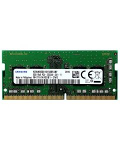 8GB DDR4- 3200MHz  SODIMM Samsung Original PC25600, CL22, 260pin DIMM 1.2V