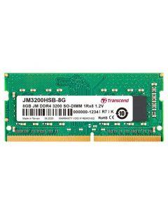 8GB DDR4-  3200MHz  SODIMM  Transcend PC25600, CL22, 260pin DIMM 1.2V