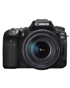 DC Canon EOS 90D & EF-S 18-135mm f/3.5-5.6 IS nano USM KIT