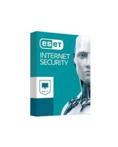 ESET NOD32 Internet Security 3Dt RNW 1 year