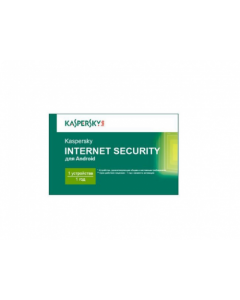 Kaspersky Internet Security for Android Card1-Mobile device 1 year Base