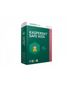Kaspersky Safe Kids Card 1 Dt 1 Year Base