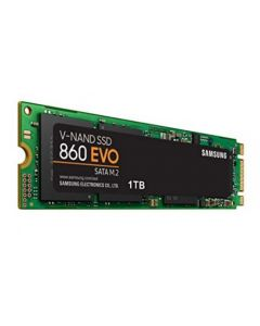 "1.0TB Samsung 860 EVO ""MZ-N6E1T0BW"""