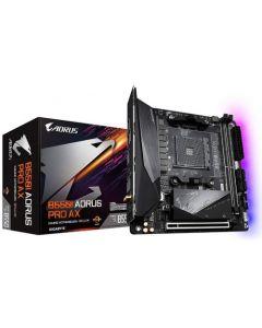 AM4 Gigabyte B550I AORUS PRO AX 1.0  Mini-ITX