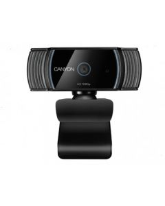 PC Camera Canyon C5, 1080P, Sensor 2 MP, FoV 65°, Automatic focus, Microphone, Low light correction