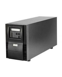UPS PowerCom VGS-3000, Tower, 3000VA/2700W, Online, LCD, USB,SNMP SLOT, Ex. Batt. Con., 6xShuko