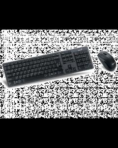 Wireless Keyboard & Mouse Genius SlimStar 8005